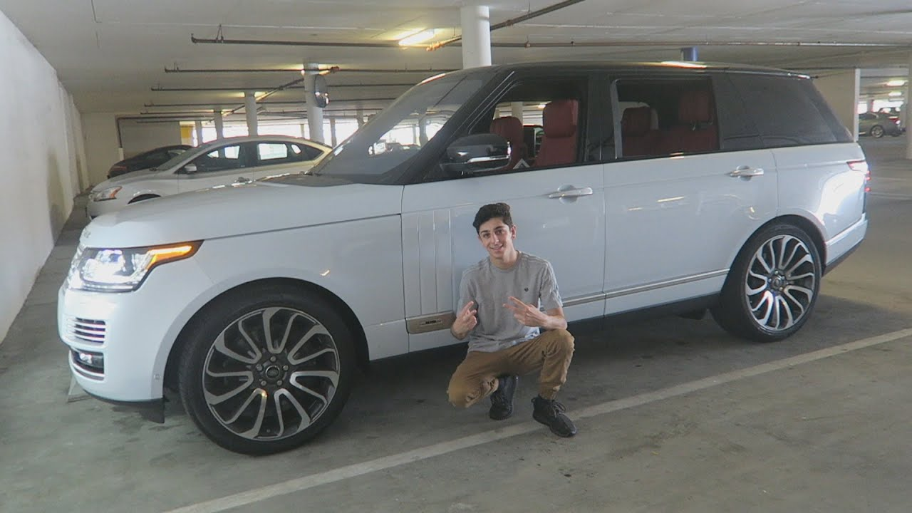 faze rug car. faze rug car youtube