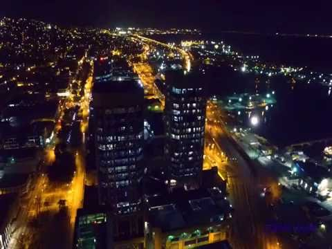 Port Of Spain Trinidad And Tobago Aerial View