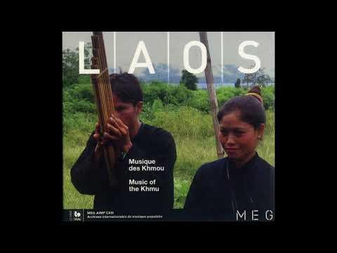 LAOS - Music of the Khmu - OP Track