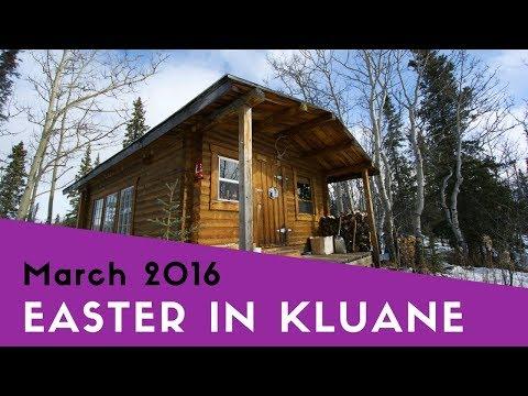 Kluane National Park/Haines Junction, Yukon March 2016