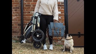 Ocarro Pushchair Review, Harley Challenor - Parent Approved Panel | Mamas & Papas