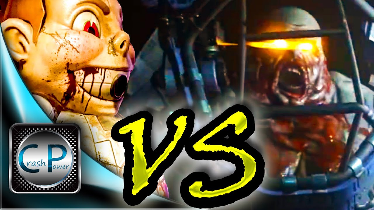 BUBBY Vs GOLIATH Epic Battle Exo Zombies Burger Town Gameplay - Call duty exo zombies trailer looks epic