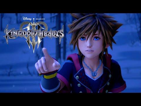 Kingdom Hearts III - Official Frozen Trailer   E3 2018