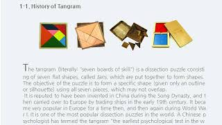 Patented Magnet Tangram PPT En…
