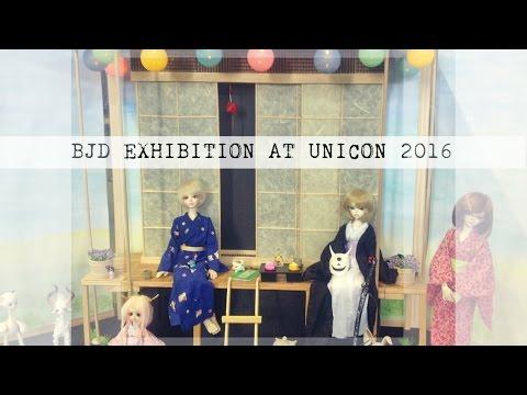 BJD Exhibition at Unicon 2016