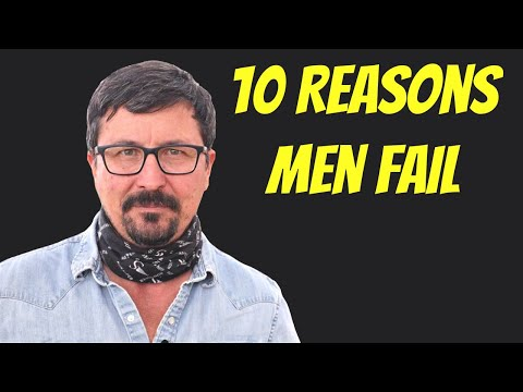 Top 10 Reasons Men Fail At Work