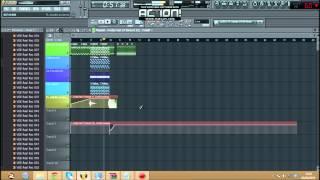 Showtek ft justin prime - Cannonball ( Gerard Auguets Remake) Flp free