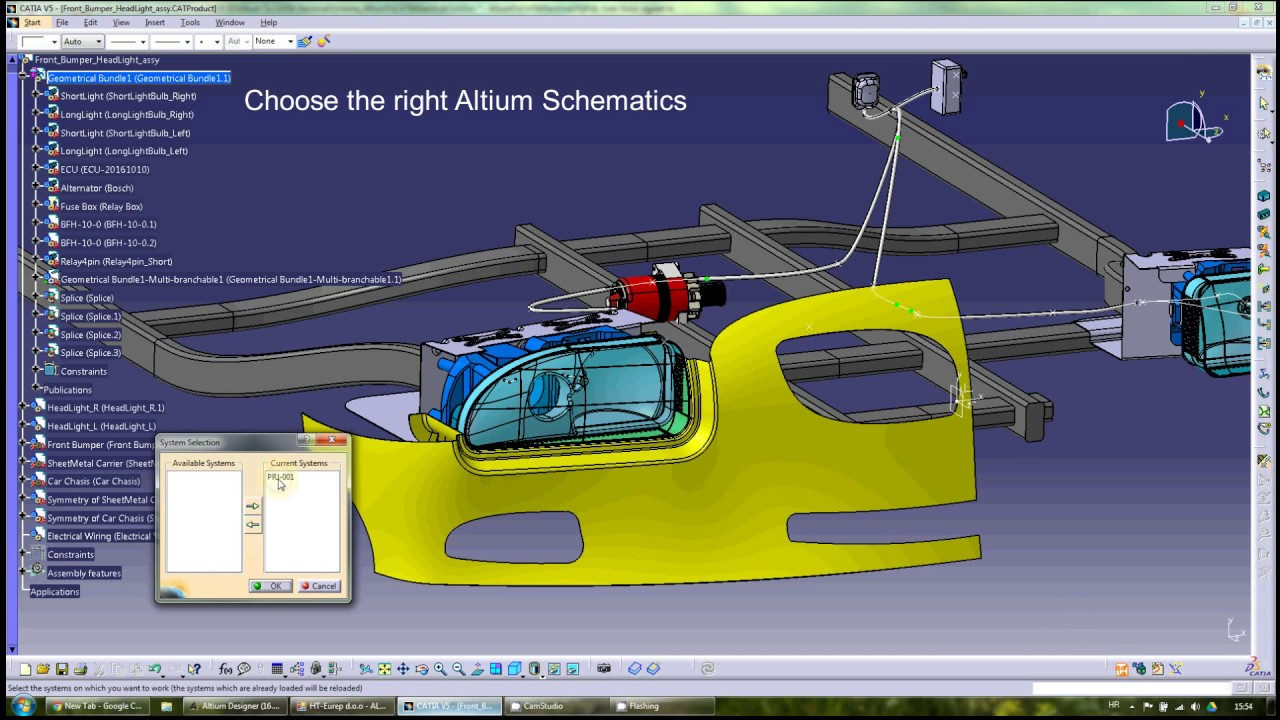 maxresdefault altium designer schematics to catia electrical translator tool for wire harness design in catia v5 at bayanpartner.co