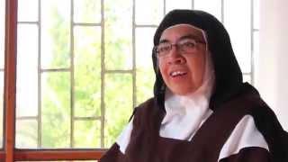Carmelitas Descalzas, San Bernardo, Chile 2015