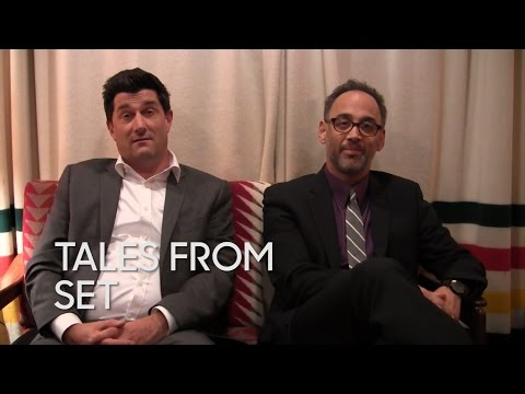 Tales from Set: David Wain and Michael alter on