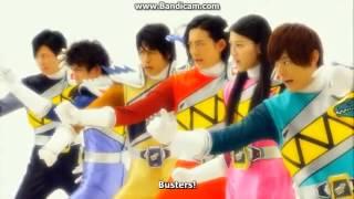 Halik Ni Hudas/Kyoryuger VS. Go-Busters Na Nagpapakmatay: THE SCREAMING!!!!!!