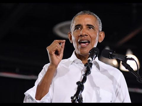 Barack Obama Campaigns For Democrats In Wisconsin - Watch Live