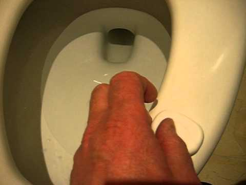 Bum Wash Toilet