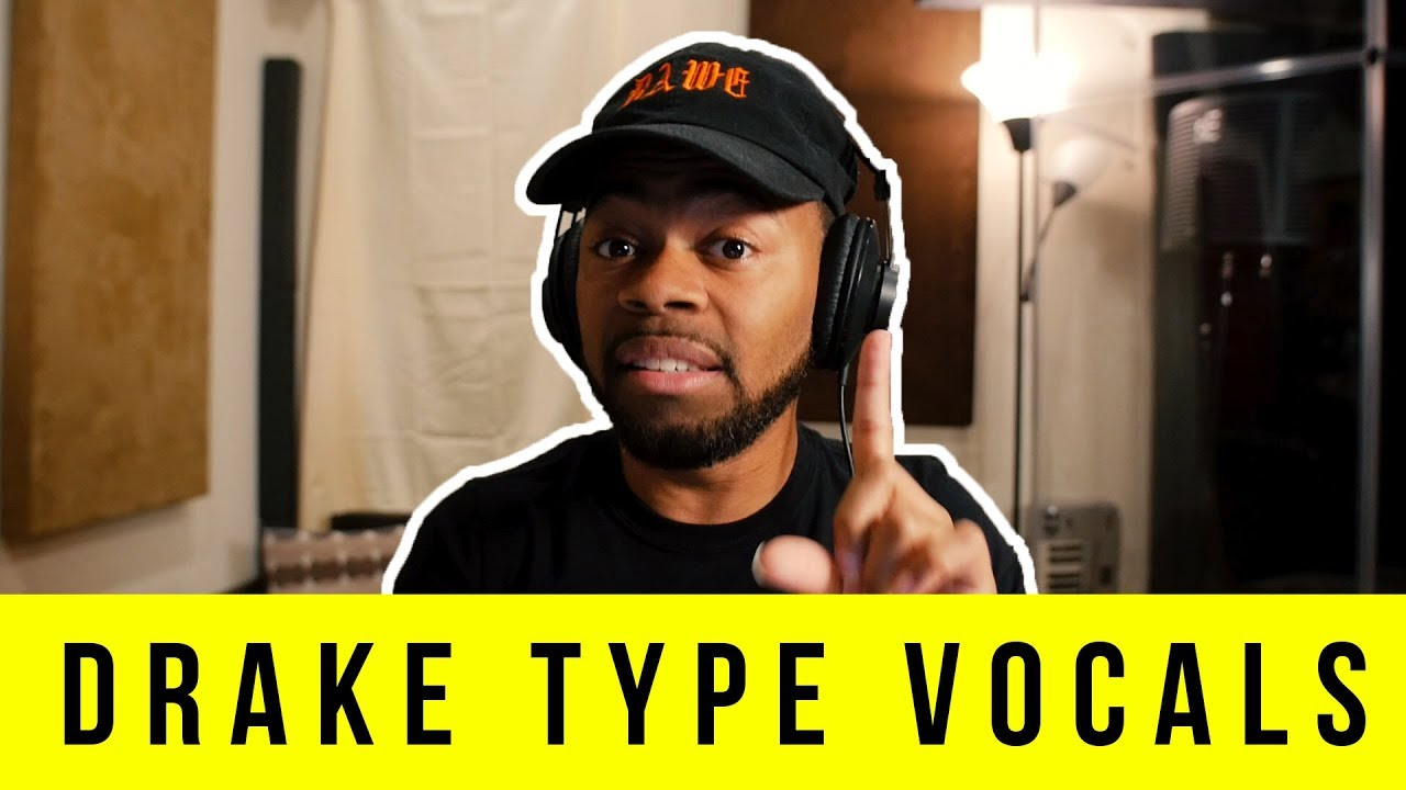 Mixing Vocal Tracking Pro-tools template Drake x Kanye x Lil Wayne