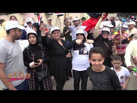 تغطية الإنتخابات الرئاسية المصرية في دولة الكويت ٢٠١٨