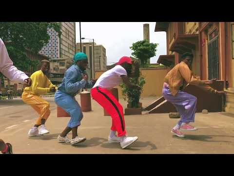 ODOO Masterkraft ft Wizkid (Dance cover)