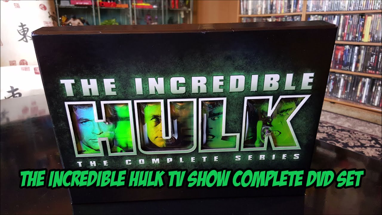 Download The Incredible Hulk TV Show DVD Set Review