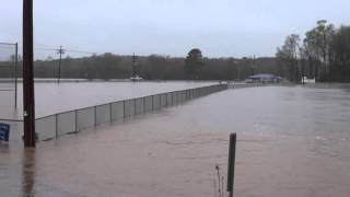 Louisiana Flash Flood Emergency Declared– Rising Water Forces Evacuations and Closes Roads