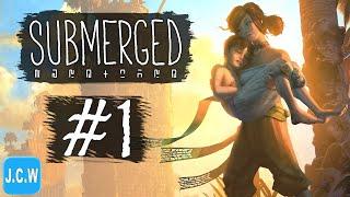 SUBMERGED (by Uppercut Games) - PS4 - Walkthrough Gameplay Part 1