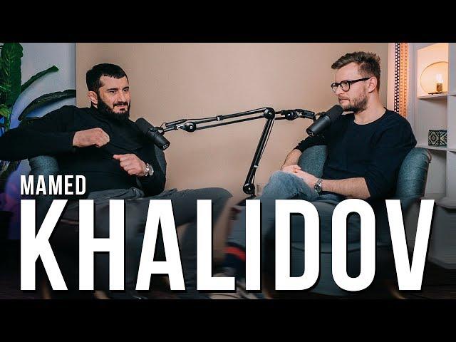 """Mamed Khalidov szczerze o ZAKOŃCZENIU KARIERY i filmie """"Underdog""""."""