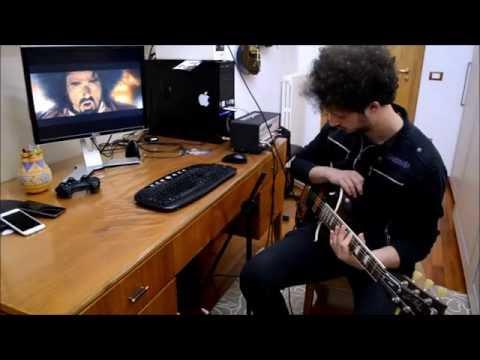 Caparezza - Argenti Vive (Guitar Cover)