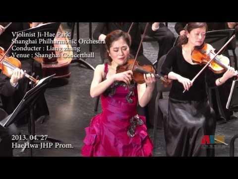 Khachaturian Violin Concerto Violinist Ji-Hae Park - 1st mov. 바이올리니스트 박지혜