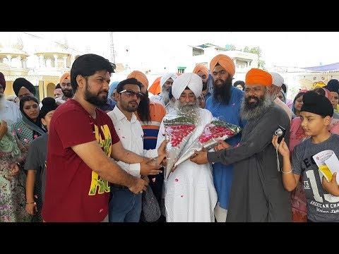 Indian Sikh Sangat Protocol By Govt Of Pakistan During Nankana Shaib Yatra