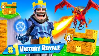 Epischer CLASH ROYALE Modus in Fortnite!