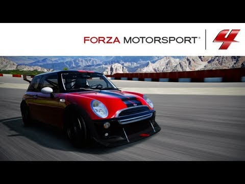 Forza 4 1080p Mini Cooper S B Class TUNED Expert (Viewer Request)