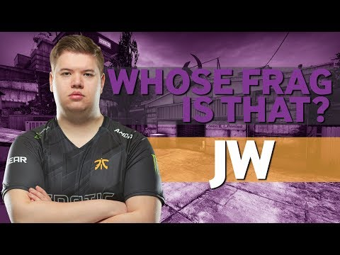 JW Plays Whose Frag is That?