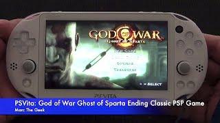 God Of War: Ghost Of Sparta for PSVita PSP — buy cheaper in official