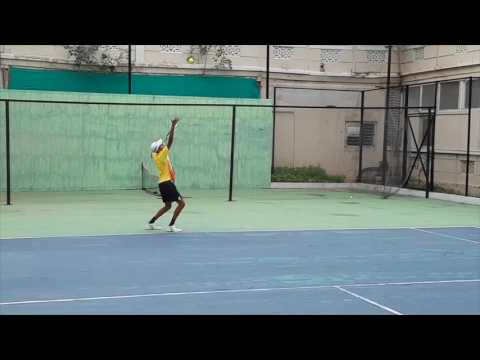 Aaryan Zaveri - India no. 1 - U-14