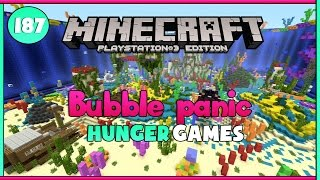 Minecraft PS3 - Hunger Games [187] Bubble Panic