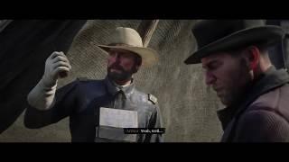 Red Dead Redemption 2 / Postavili sme sa armáde jej vlastnými zbraňami [PS4 PRO]
