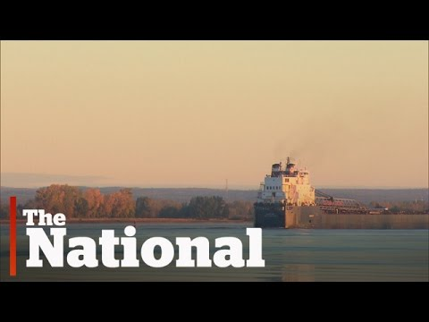 Montreal's raw sewage to be dumped into St. Lawrence River