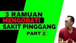 CARA MENGATASI SAKIT PINGGANG   Latihan Fisioterapi Low Back Pain   Mengobati Nyeri Pinggang.