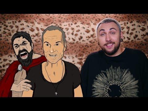 видео: +100500 - Император Леонид Сжёг Автокран