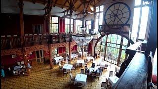Замок принца Ольденбургского. Заброшенный санаторий. Пещера Святого Ипатия. Ресторан Гагрипш, Гагра