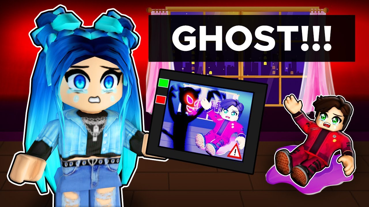 Download Hunting for GHOSTS in Roblox!