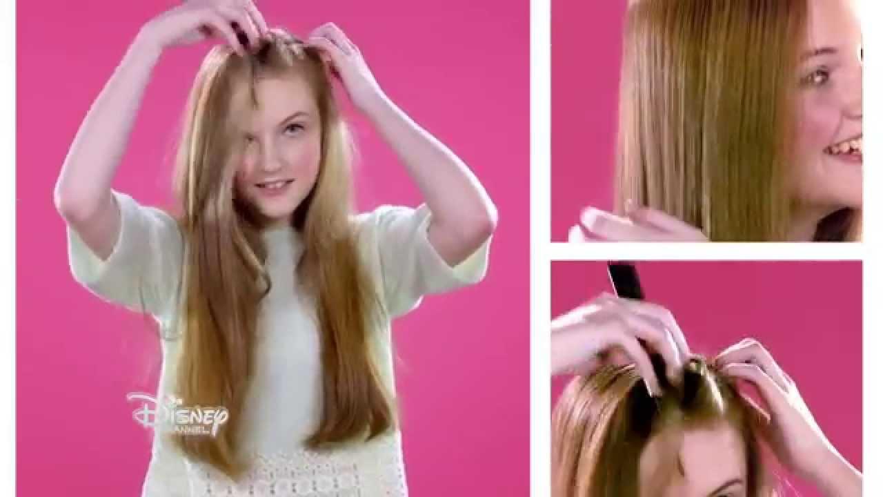 Tuto coiffure , La coiffure de Zendaya (Agent K.C.)