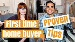 First time home buyer tips and advice: 4 MUST KNOW tips before buying