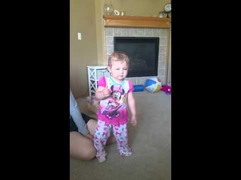 Maela singing Purple Rain