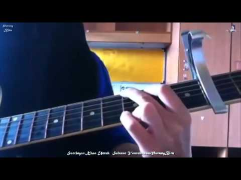 Merdunya Lagu 'Aku Pergi' Karya Ciptaan Sendiri Jago Gitar Mimi Nazrina Gadis Popula Kun Anta