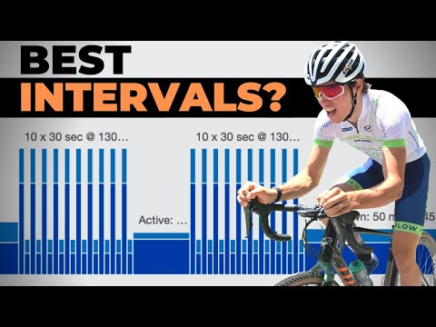 What are the Most Effective Intervals? HIIT Science