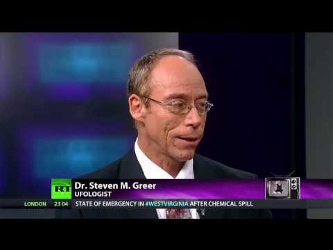 Is Alien Technology Here? Interview Dr. Steven Greer of the Disclosure Project (Legendado Port.)