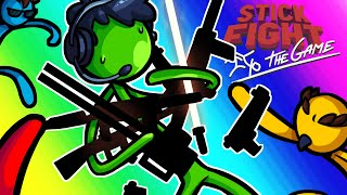 Stick Fight Funny Moments - Don't Try Kids!