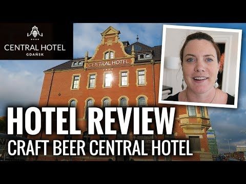 HOTEL REVIEW: Craft Beer Central Hotel Gdansk, Poland