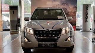 MAHINDRA XUV 500 2018 | W11 AWD TOP MODEL | REAL LIFE REVIEW