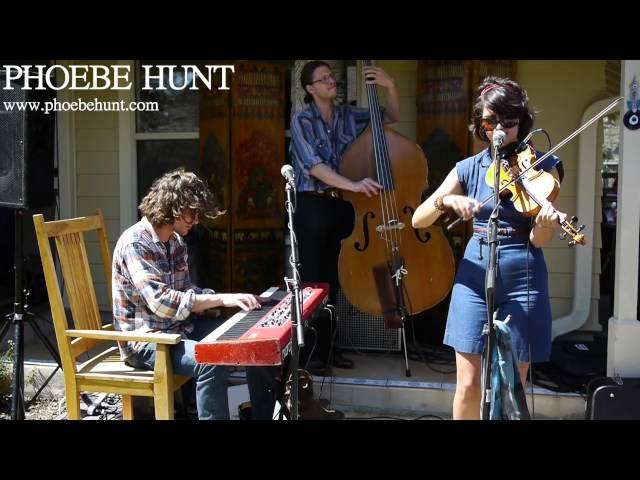 Phoebe Hunt - SXSW 2013