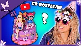 Moje ... urodziny  Ile mam lat??!!  JAKIE PREZENTY I TORT  Otwieranie z lalkami Barbie LOL #66